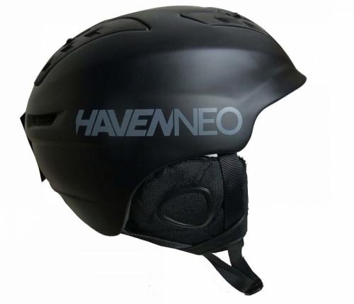 Helma Haven Neo matt black uni