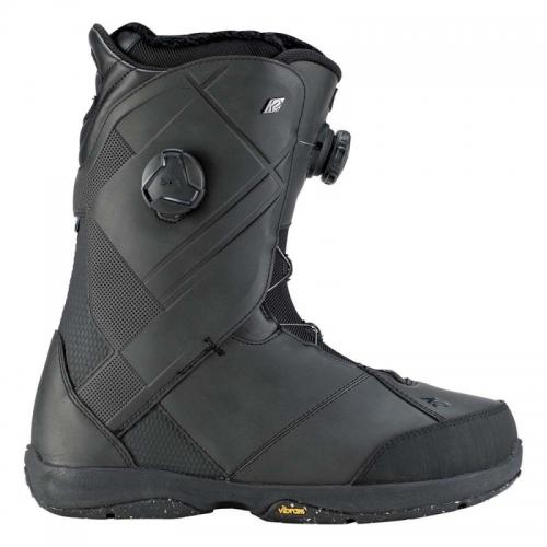 Pánské snb boty K2 Maysis black s 2 Boa kolečky