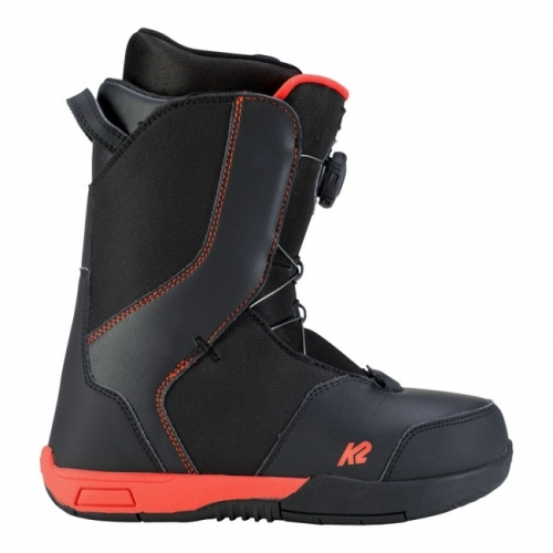 Chlapecké boty K2 Vandal black
