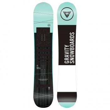 Twintip freestyle snowboard komplet Gravity Symbol 2019/20 - AKCE