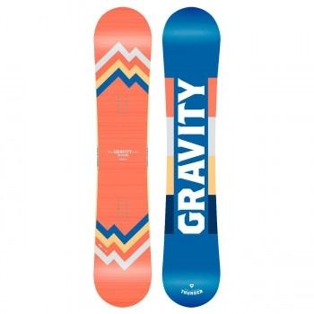 Dámský snowboard Gravity Thunder 2019/2020 - AKCE