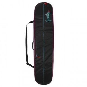Vak, obal na snowboard, vázání i boty Gravity Rainbow black
