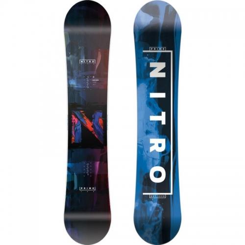 Snowboard Nitro Prime Overlay 2019/20
