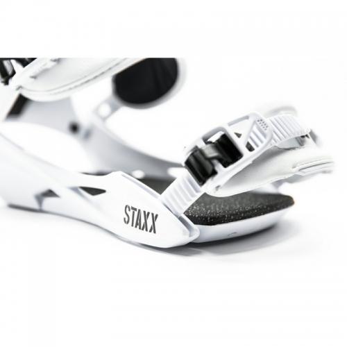 Snowboardové vázání Nitro Staxx salt 2021 - AKCE