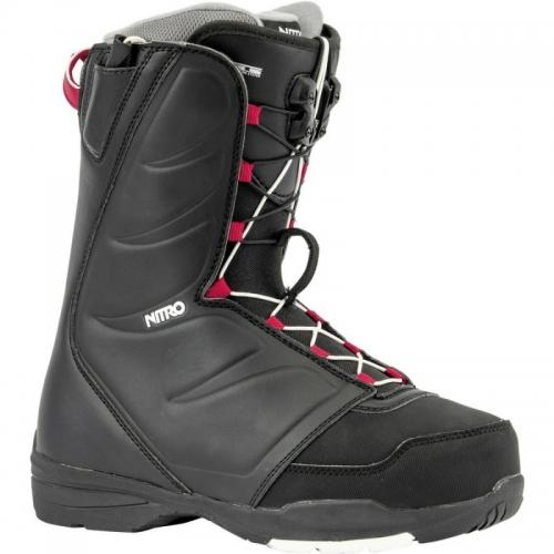 Dámské snowboardové boty Nitro Flora TLS black 2020