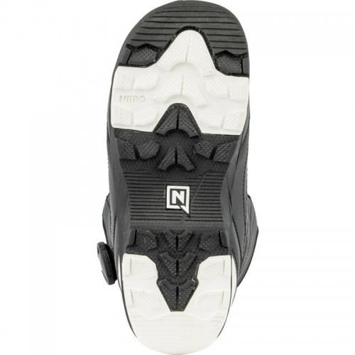 Dámské snb boty Nitro Cypress Boa dual black-white 2020