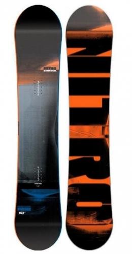 Pánský snowboard Nitro Prime 2019