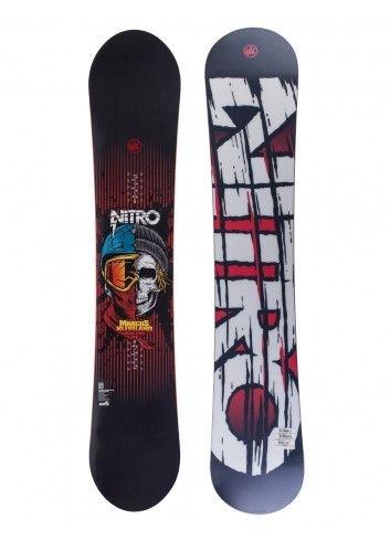 Snowboard Nitro Marcus Kleveland Pro freestyle/allmountain - AKCE