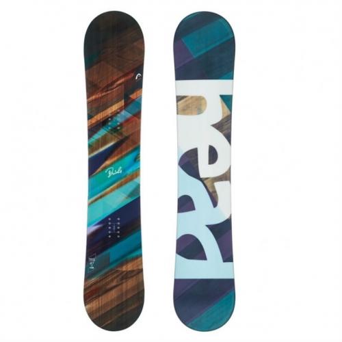 Dámský snowboard Head Pride 2019 - AKCE