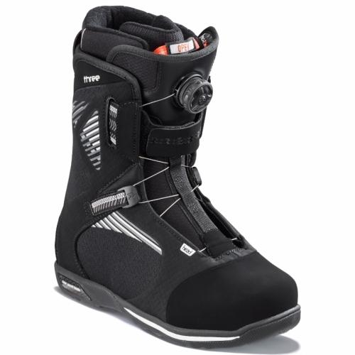 Juniorské snowboardové boty Head Three Boa s kolečkem - VÝPRODEJ