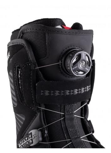 Kvalitní a pevné boty Head Three s utahováním kolečkem Boa - VÝPRODEJ