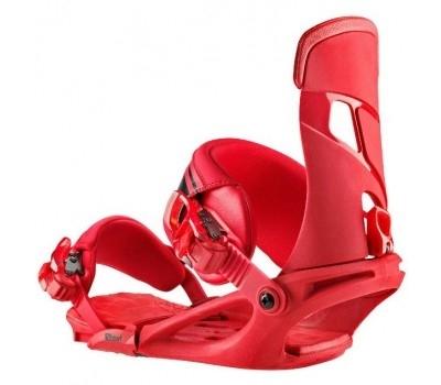 Snowboardové vázání Head NX One red / červené
