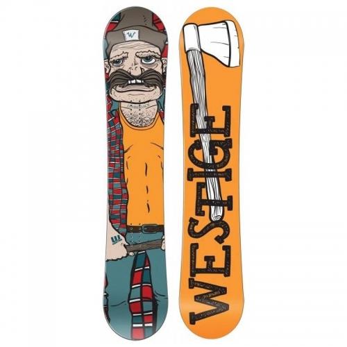 Snowboard Westige Lumber Jack  - VÝPRODEJ
