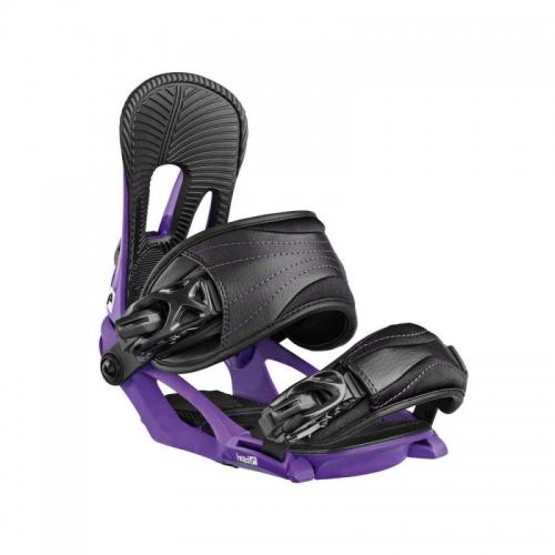 Malé dámské snowboardové vázání Head NX FAY I na boty 35 - 37 EU - VÝPRODEJ