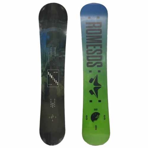 Snowboard Rome SDS Cheap Trick black