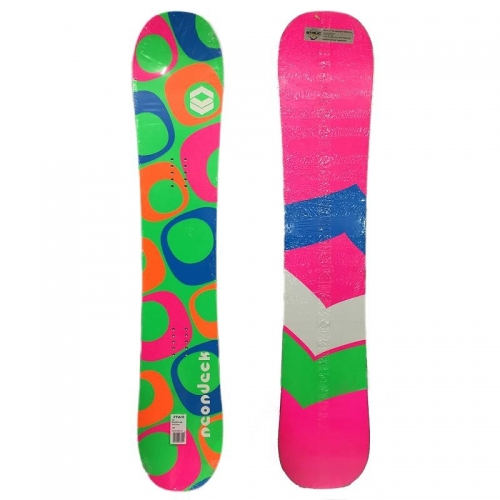 Dámský snowboard FTWO NeonDeck Lady Double Camber
