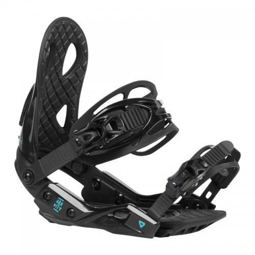 Dámský snowboardový komplet Gravity Voayer 2020/21 s černými botami