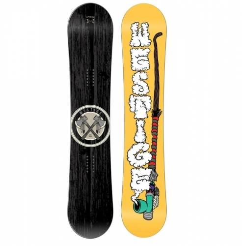 Snowboardový komplet Westige Apache s vázáním a botami - VÝPRODEJ