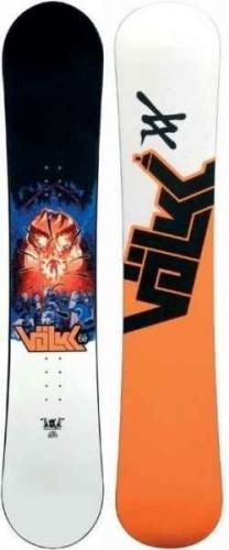 Snowboard Volkl Wall Am, allmounatin snowboardy levne - VÝPRODEJ