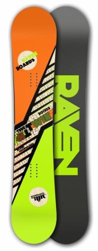 Freestyle snowboard Raven TTT Fluo - VÝPRODEJ