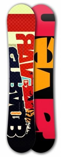 Freestyle snowboard Raven BRDS - VÝPRODEJ