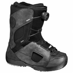 Dámské snowboardové boty Flow Lotus Boa black/černé, rychlé utahovací kolečko