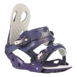 Dámské vázání na snowboard Gravity G2 Lady purple/fialové