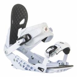 Snowboardové vázání Gravity G2 white/bílé