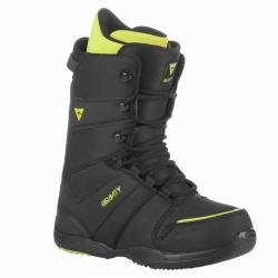 Pánské snowboardové boty Gravity Manual black/lime