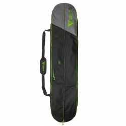 Obal na snowboard Gravity Icon black/lime