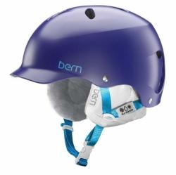Dámská helma Bern Lenox satin midnight