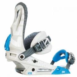 Snowboardové vázání Nitro Zero blue