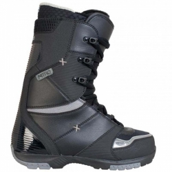 Snowboardové boty Nitro Ultra black, kvalitní snb boty pánské