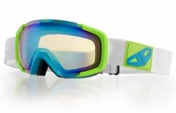 Brýle na snowboard Woox proton white revo
