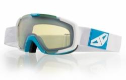 Brýle na snowboard Woox proton white mirror