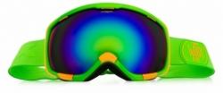 Brýle na snowboard Woox Opticus Magnetus Green