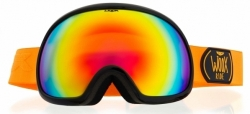 Snowboardové brýle Woox Opticus Basalis orange