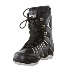 Boty na snowboard Ace Threat black, levné pánské snowboardové boty