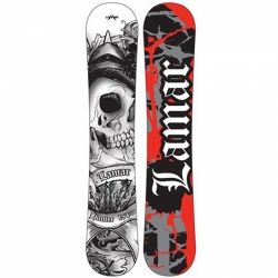 Snowboard Lamar Hunter M