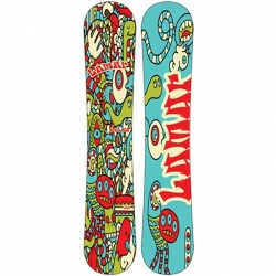 Dětský malý snowboard Lamar Grom Junior