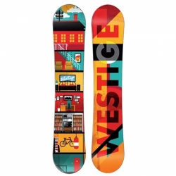 Dětský snowboard Westige Flat Kid