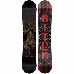 Velký pánský snowboard Nitro Magnum wide