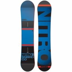 Snowboad Nitro Prime wide (širší)