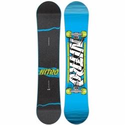 Juniorský snowboard Ripper Youth wide (širší)