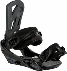 Snowboardové vázání Nitro Staxx black/černé