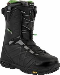 Pevné boty Nitro Select TLS black, nejlepší boty na snowboard
