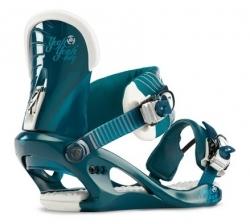 Dámské a dívčí vázání na snowboad K2 Yeah na boty EU 34-38