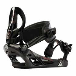 Snowboardové vázání K2 Sonic black/černé