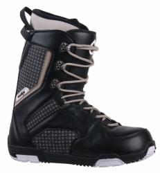 Levné boty na snowboard Westige Max Black