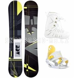 Dámský snowboardový komplet Ace Oddity S2